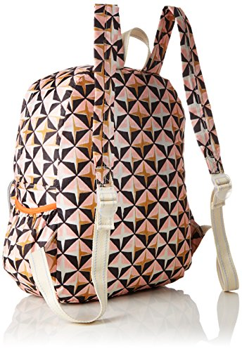 Lori Geometrical Backpack Mvf, Womens Handbag, Pink (Rose), 13x26x22 cm (B x H T) Oilily