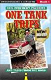 Neil Zurcher's Favorite One Tank Trips, Neil Zurcher, 1886228418