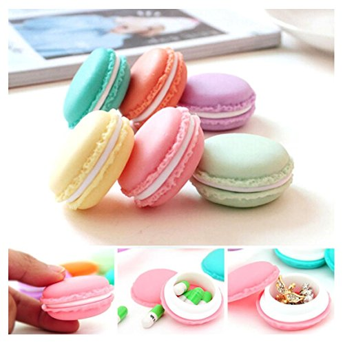 Kemilove Earphone Macarons Storage Carrying product image
