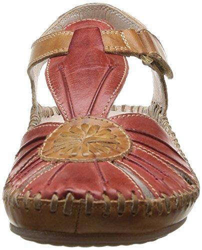 Vallarta Sandals Puerto Sandia Leather 655 8899C1 Womens Pikolinos Brandy g6wqASxv