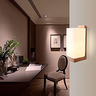 ZhuoYuan Registros de luces LED de pared apliques cama dormitorio ...