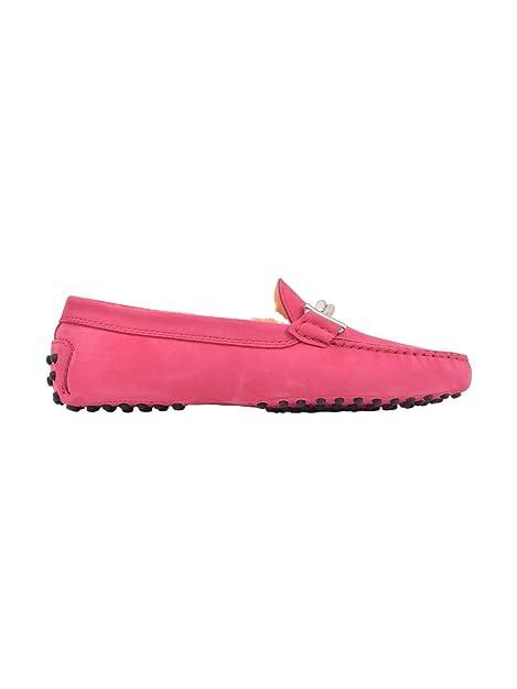 Tods - Mocasines para Mujer Rosa Rosa IT - Marke Größe, Color Rosa, Talla