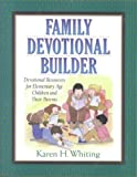 Family Devotional Builder, Whiting, 1565635671