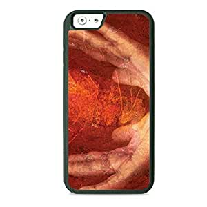 Fire in your Hands Hard PC Back Case Cover For Ipod Touch 5