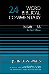 ISAIAH VOL 24 HB (Word Biblical Commentary)
