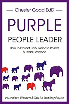 Purple People Leader by [Goad, Chester]