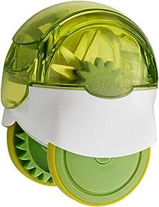 Chef'n Garlic Zoom - Green & White - 102-662-011