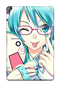 Defender Case For Ipad Mini 3, Vocaloid Pattern