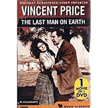 [DVD] The Last Man On Earth (1964) starring Vincent Price from Movie Classics