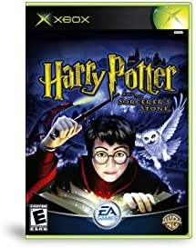 Amazoncom Harry Potter And The Sorcerers Stone Xbox Artist Not