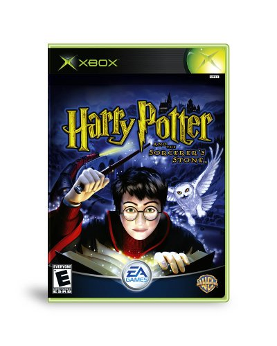 Harry Potter and the Sorcerer's Stone - Xbox (Harry Potter And The Sorcerers Stone Rom)