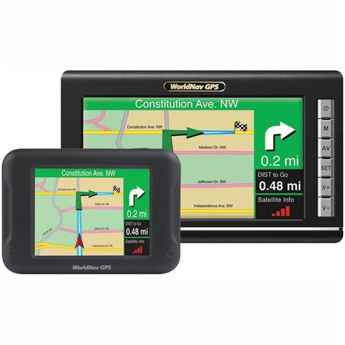 WORLDNAV GPS NAVIGATION FOR COMMERCIAL DRIVERS UPDATE