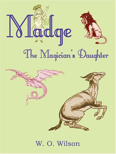 Madge the Magician's Daughter pdf epub