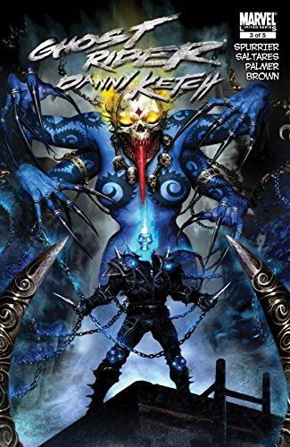 Ghost Rider: Danny Ketch (2008-2009) #3 (of 5) (Danny Ketch Ghost)