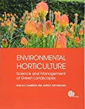 img - for Environmental Horticulture: Science and Management of Green Landscapes (Modular Texts Series) book / textbook / text book
