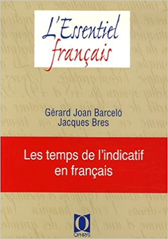 Lire un Les temps de l'indicatif en français epub pdf