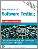 img - for Foundations of Software Testing: ISTQB Certification by Dorothy Graham (2008-01-28) book / textbook / text book