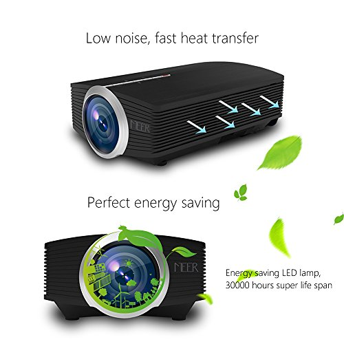 Meeve YG500 Mini Portable Projector
