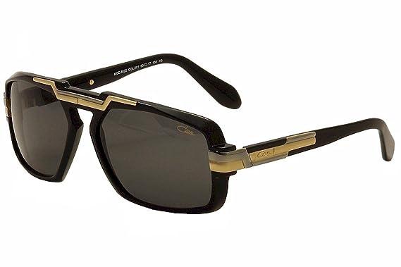 Amazon.com: Cazal 8022 001sg – Gafas de sol, Color negro ...