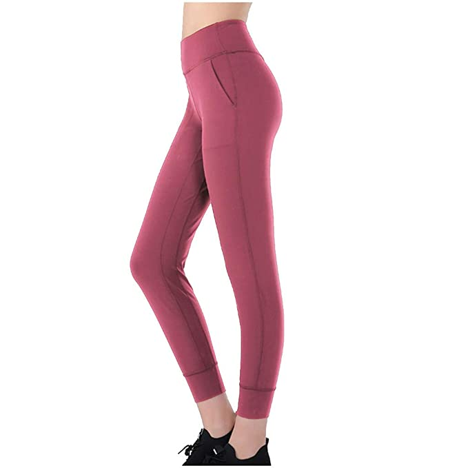 Amazon.com: Goddessvan 2019 Womens Yoga Pants with Pockets ...