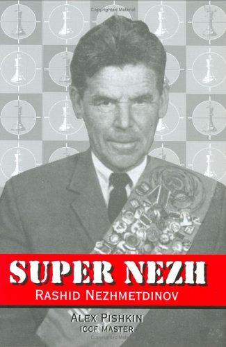 Super Nezh Chess Assassin A. Pishkin
