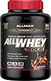 ALLMAX Nutrition AllWhey Gold Whey Protein, Chocolate, 5 lbs For Sale