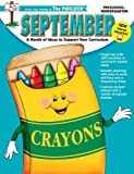 img - for September Monthly Idea Book book / textbook / text book
