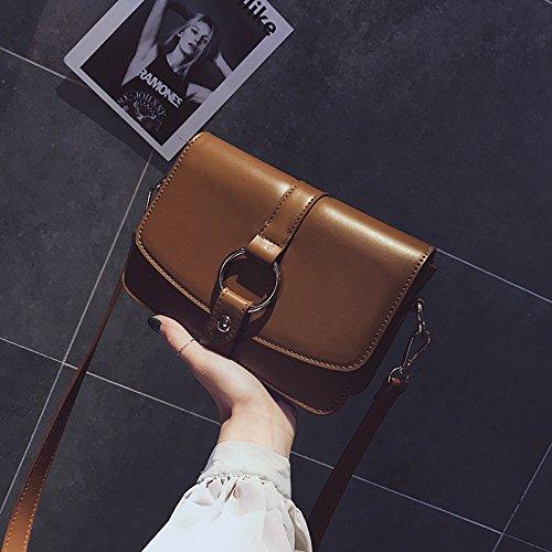 Single Bag Fashion Gwqgz Oblique Vintage Lady's Shoulder Extension RqgnnYBxW