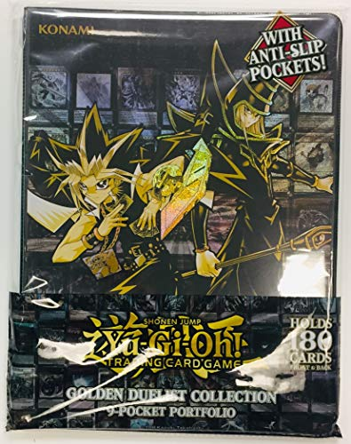 Yu-Gi-Oh! TCG: Golden Duelist Collection 9-Pocket Portfolio from Konami