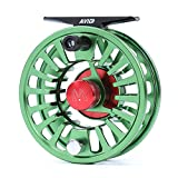 Maxcatch Avid Fly Reel and with CNC-machined Aluminum Alloy Body 1/3,3/4, 5/6, 7/8,9/10wt