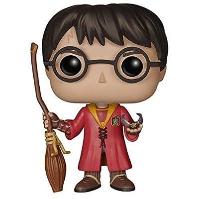 Funko Quidditch Harry Potter Vinyl Figure : Funko Pop! Movies:: Toys & Games