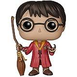 Funko Pop Harry Potter Quidditch Harry Nc Games Padrão