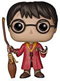 Book cover from Funko Quidditch Harry Potter Vinyl Figure by Michael Gonzalez