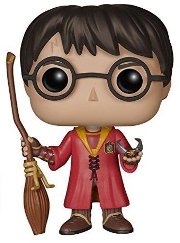 Funko Quidditch Harry Potter Vinyl Figure (Potter Pop)