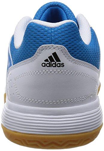 Adidas Volley Ligra Zapatilla Indoor S - SS15 - cwhite/cblack/solblu