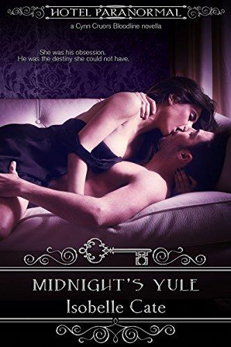 Midnight's Yule: A Paranormal Romance Vampire Werewolf Hybrid series (Hotel Paranormal)