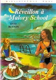 Télécharger Réveillon à Malory School PDF Enid Blyton