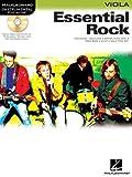 Essential Rock for Viola, , 0634085581