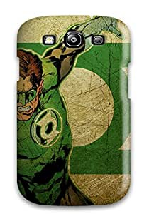 Snap On Hard Case Cover Green Lantern Protector For Galaxy S3 2351602K44076151