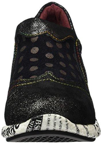 Laura Vita Damen Burton 02 Sneakers Schwarz (Noir)