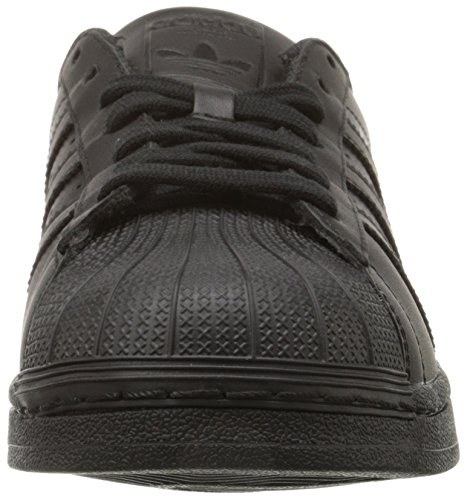 Adidas Originali Mens Superstar Moda Sneaker Nero