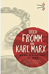 Marx's Concept of Man (Bloomsbury Revelations) Paperback