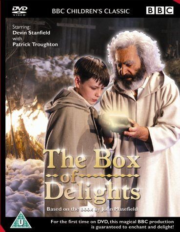 Picture of BBCDVD 1513 The box of delights by artist Alan Seymour from the BBC dvds - Records and Tapes library