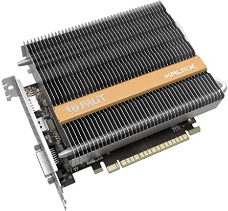Palit NE5105T018G1-1070H GeForce GTX 1050 Ti 4GB GDDR5 ...