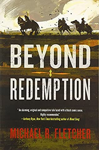 book cover of Beyond Redemption