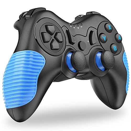 Controller for Nintendo Switch Pro, EIGBIT Compatible with Bluetooth 6-Axis Somatosensory Switch Game Controllers Remote Control Wireless Joystick Gamepad with Motion Controls Built-in Motor by EIGBIT
