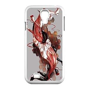 Samsung Galaxy S4 I9500 Phone Case White Deadman Wonderland ESTY7915721