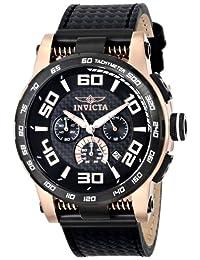 Invicta Men's 15904 S1 Rally Analog Display Japanese Quartz Black Watch