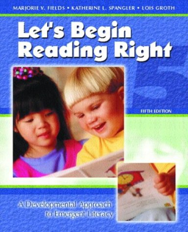 Let's Begin Reading Right, Fifth Edition