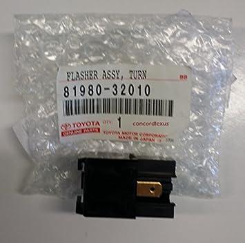 Genuine Toyota Flasher 81980-32010